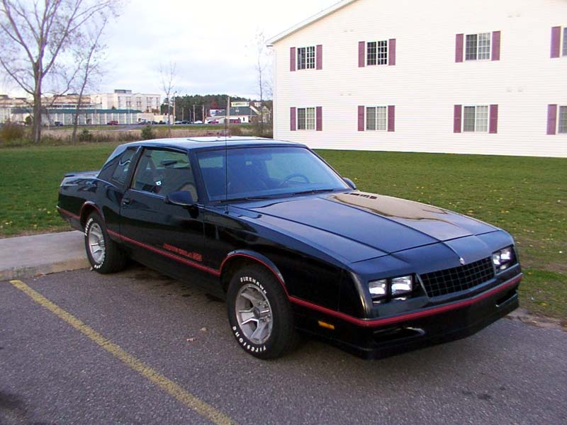 Car Lust: Chevrolet Monte Carlo SS