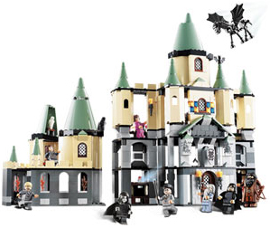 Amazon.com: LEGO Harry Potter Hogwarts Castle: Toys & Games