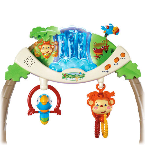 Amazon.com: Fisher-Price Rainforest Bouncer (Discontinued by Manufacturer): Baby