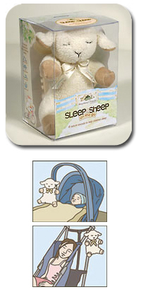 B000J6CDY6 1 Cloud b Sleep Sheep On The Go Travel Sound Machine with Four Soothing Sounds