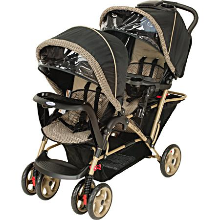 Amazon Com Graco Duoglider Lx Stroller In Fortune