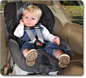 Britax Roundabout Convertible Car Seat Cover Set (Onyx)