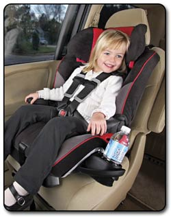 ... booster seat adjusts to fit your growing child. View larger