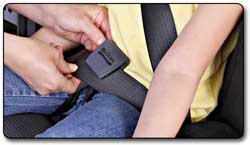 Adaptable safety belts