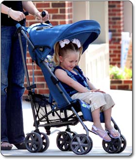 Britax Blink Stroller (Double Dots)