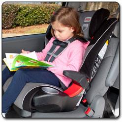Britax B0038W0JI0 2 s Britax Frontier 85 Combination Booster Car Seat, Rushmore