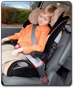 Frontier 85 Combination Booster Car Seat