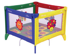 Graco, Pack 'n Play TotBloc Playard Product Shot