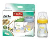 Playtex Drop-Ins Premium Nurser 4 oz (3-Pack)