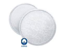 Philips AVENT SCF155/06 Washable Nursing Pads, 6-Pack Product Shot