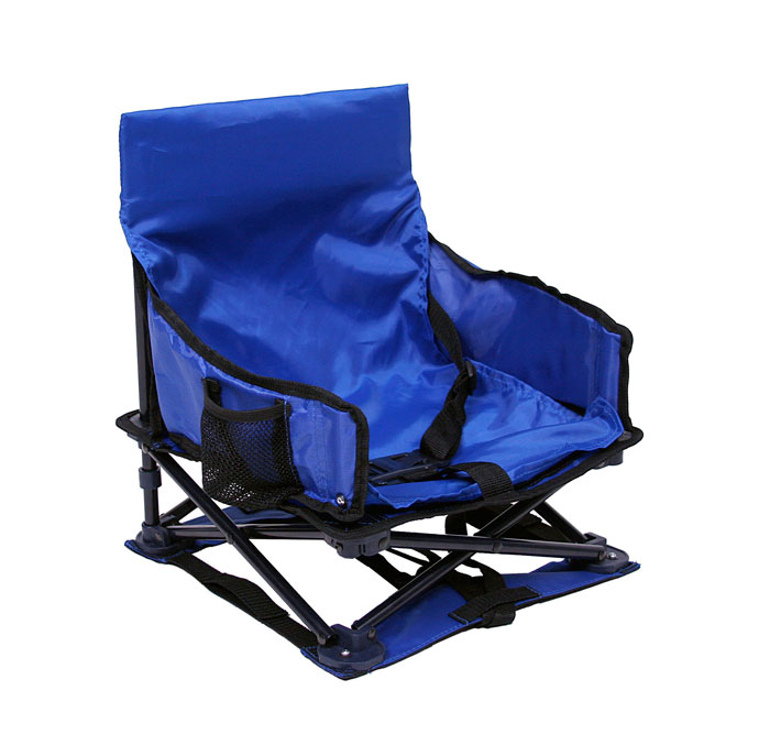 Regalo My Chair Portable Chair (Royal Blue)