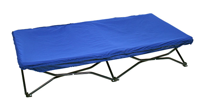Regalo My Cot Portable Toddler Bed BLUE Baby Child Kid