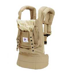 Ergobaby Original Collection Baby Carrier (Camel) Product Shot