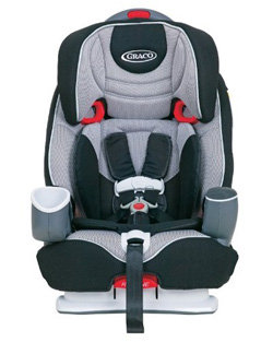Nautilus 3-in-1 Car Seat Product Shot