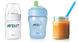 Philips AVENT Bottle/Food Warmer Product Shot