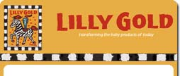 Lilly Gold Logo