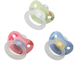 NUK Nature Pacifier Product Shot