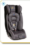 Sunshine Kids Radian XTSL Convertible Car Seat
