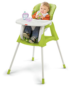 Fisher Price EZ Bundle 4-in-1 Baby System, Vine Lifestyle Shot