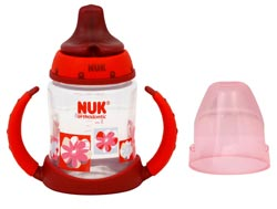 NUK Latex Leaner Cup Product Shot