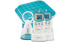 Angelcare Movement and Sound Monitor Deluxe Plus, Blue Product Shot