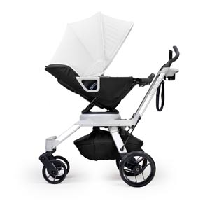 Stroller G2, Black Product Shot