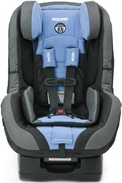 RECARO ProRIDE Convertible Car Seat Product Shot