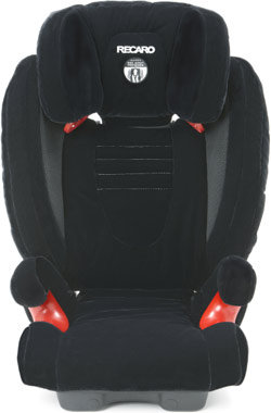 RECARO ProBOOSTER High Back Belt Positioning Booster Car Seat Product Shot