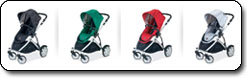 Britax B-Ready Stroller Swatches