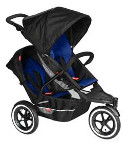 Explorer Inline Stroller (All Apple) Product Shot