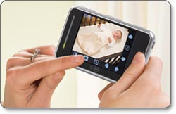 Summer Infant BabyTouch Digital Color Video Monitor Product Shot