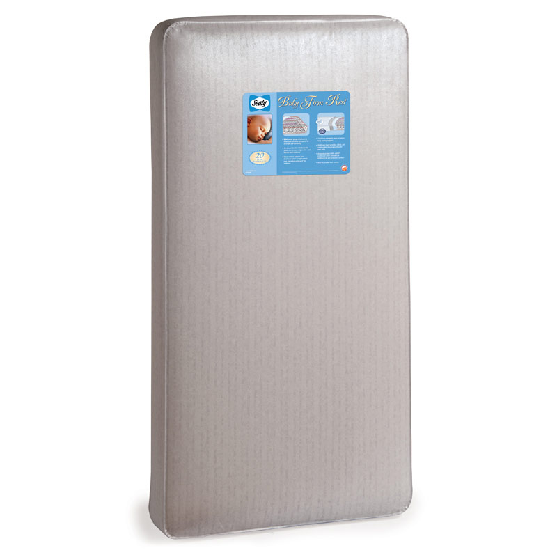 Sealy Baby Firm Rest Mattress Product Shot