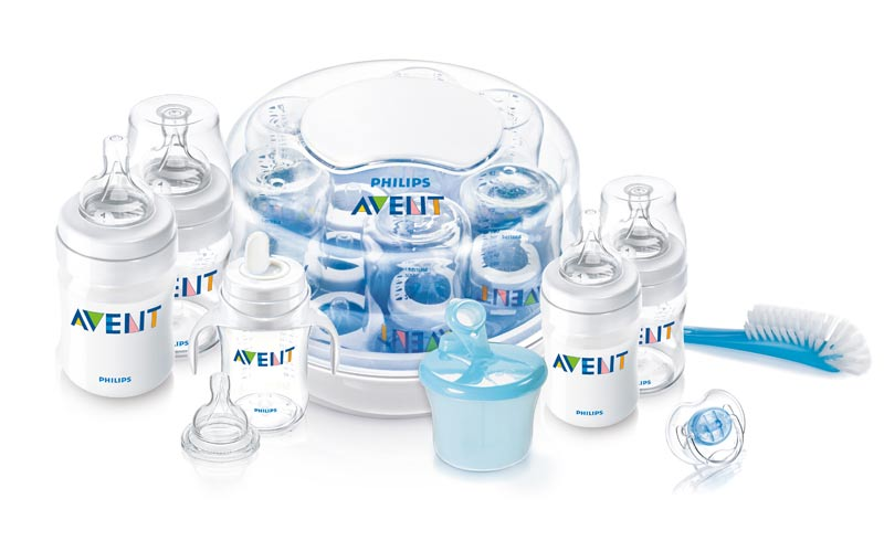 avent naturally express microwave steriliser instructions