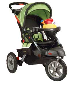 Jeep Liberty Limited Urban Terrain Stroller, Spark Product Shot
