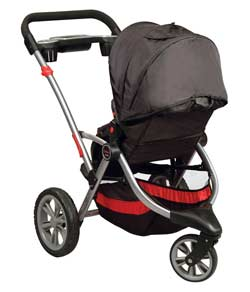 Contours Options 3 Wheel Stroller, Berkley Product Shot