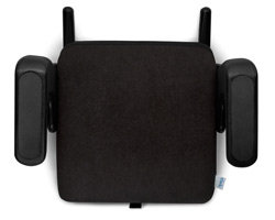 Clek Olli Backless Booster Car Seat, Jet Product Shot
