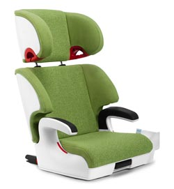 Clek Oobr Booster Car Seat, Dragonfly Product Shot