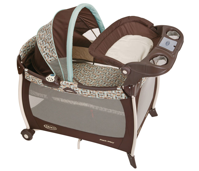 pack and play changing table