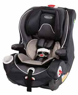 Graco Smart Seat All-in-One Car Seat Product Shot