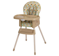 Graco SimpleSwitch Highchair, Zooland Product Shot