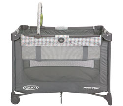 Graco Pack 'n <strong>Play Playard</strong>, Pasadena Product Shot&#8221;></p> <div class=