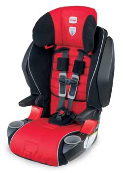 BRITAX FRONTIER 85 SICT Combination Harness-2-Booster Seat, Cardinal Product Shot