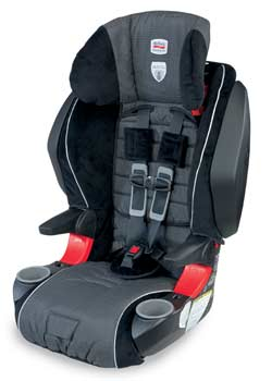 BRITAX FRONTIER 85 SICT Combination Harness-2-Booster Seat, Onyx Product Shot