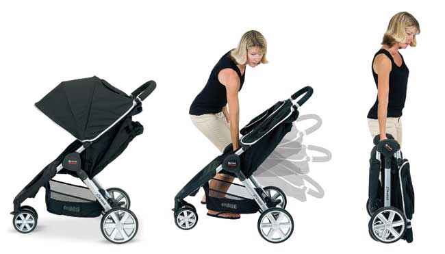 best-lightweight-stroller-fast action-fold