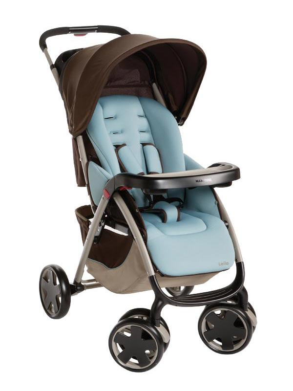 Maxi Cosi Leila Travel System Reef Product Shot