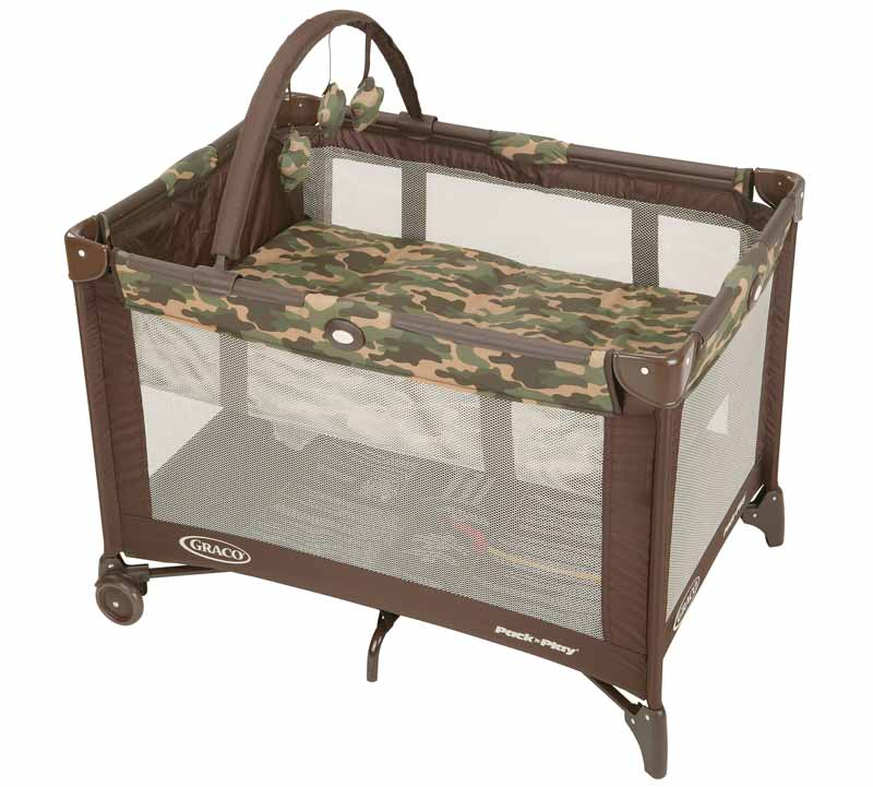 Amazon Com Graco Pack N Play Playard Camo Jane Camo