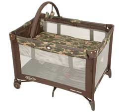Graco Pack 'n Play Playard, Camo Joe Product Shot
