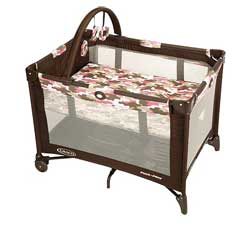 Graco Pack 'n Play Playard, Camo Jane Product Shot