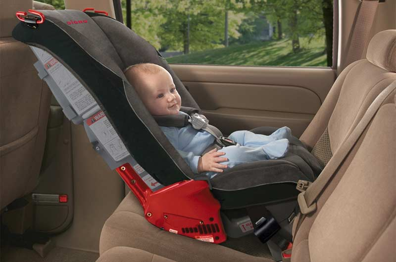 Convertible Car Seat For Baby By Diono RadianR100
