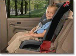 RadianR100 Convertible plus Booster Car Seat Lifestyle Shot
